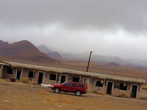 Coaldale Junction Nevada  -  Apocalyptic