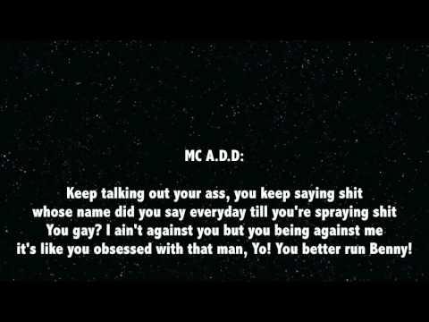 MC A.D.D x BENZOOLOO - Roast Beef