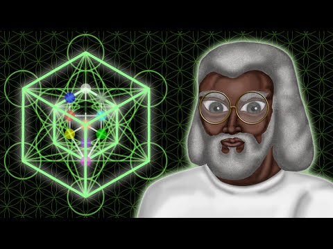 Archangel Metatron's Cube and Sacred Geometry