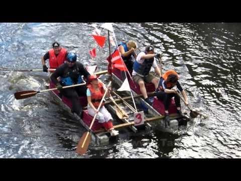 Llandaff Raft Race