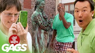 Best of Tourist Pranks | Just For Laughs Compilation