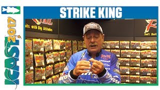 Strike King Tour Grade Belly Blade with Shaw Grigsby | ICAST 2017