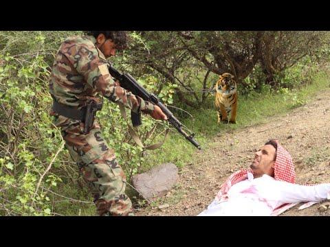 فلم غريب على حدود |لأول مره في اليمن HD