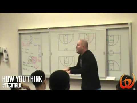 Buzz Williams: How to Think