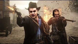 Хованский и Ежи о Red Dead Redemption 2 и других и...
