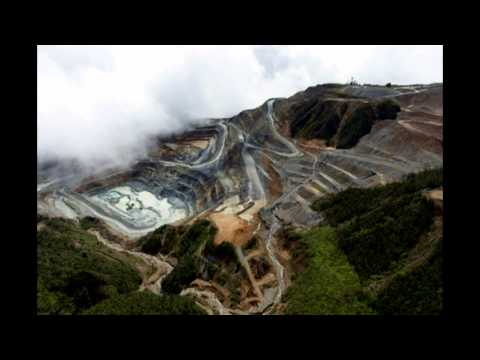Mining in Papua New Guinea - LWF youth online game