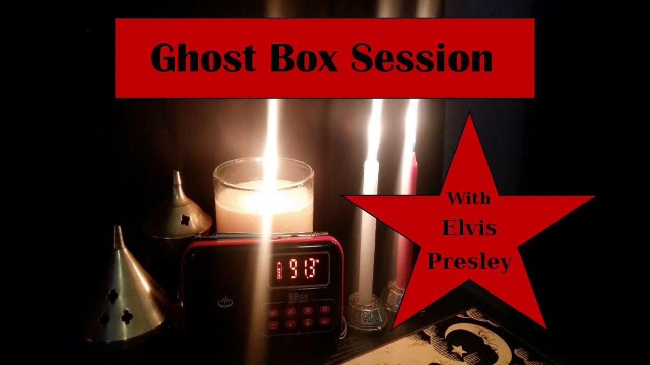 Download Elvis Presley Ghost Box Session