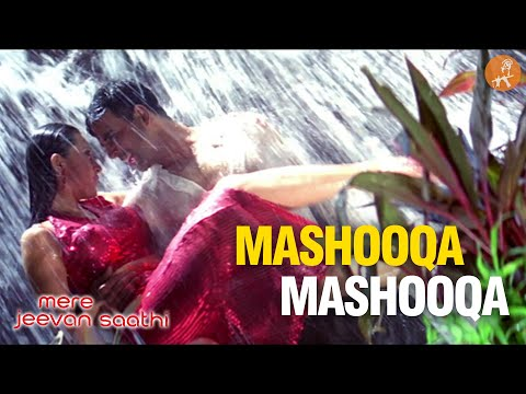 Mashooqa I Mere Jeevan Saathi I Akshay I  Karishma I Nadeem Shravan