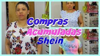 COMPRAS ACUMULADAS SHEIN