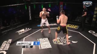 Shinobi 3 Lightweight Bout: Nathan Edwards vs Dan Tasker