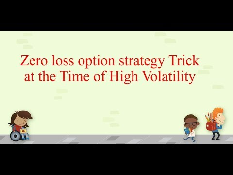 Option strategy for high implied volatility