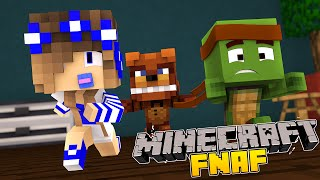 Minecraft-Baby Day Care-FIVE NIGHTS ATTACK THE BABYS!!