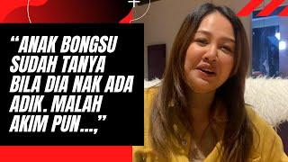 """Download """"Anak Bongsu Sudah Tanya Bila Dia Nak Ada Adik. Malah Akim Pun...,""""   MHNEWS"""
