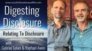 Digesting Disclosure  Relating To Disclosure | Gabriel Solais & Raphael Awen