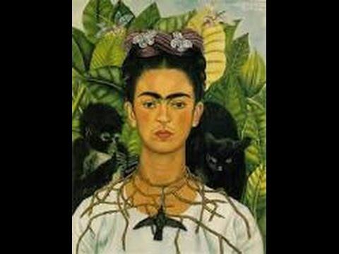 Document rio vida e obra de frida kahlo canal futura for Cuartos decorados de frida kahlo