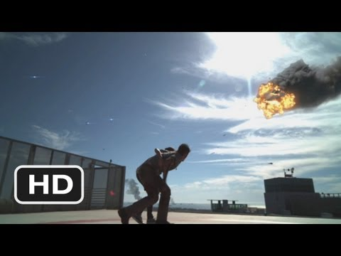 Skyline 7 Movie   Jet Crash 2010 HD