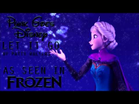 Frozen  Let It Go Punk Goes Disney  Screamo