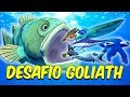 DESAFIO GOLIATH | Feed and Grow Fish