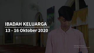 Ibadah Keluarga 13-16 Oktober 2020 - GKJW Jemaat Ngunut
