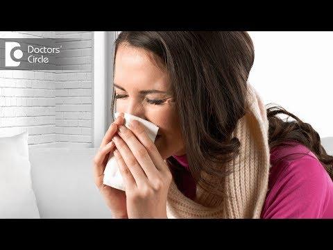 Allergic rhinitis - Dr. Ramesh Babu