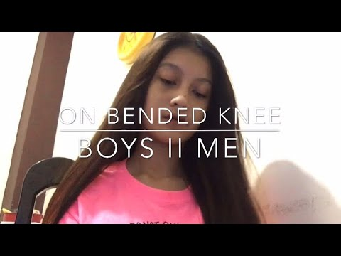 On Bended Knee - Boys II Men (Cover by: Nicole Calucin)
