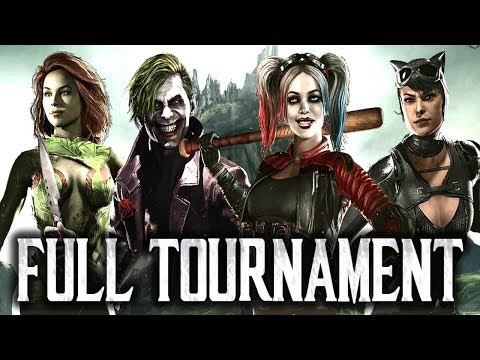 INJUSTICE 2: NEW PATCH TOURNAMENT! [TOP8 + Finals] (ft. DJT, Rewind, Krayzie, Pretty Flocko etc)