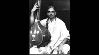 Sangeetha Kalanidhi G N Balasubramaniam  @Music Academy, Madras
