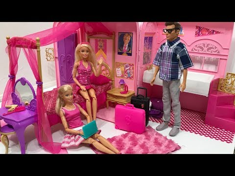 Barbie Princess Charm School Play Set!!