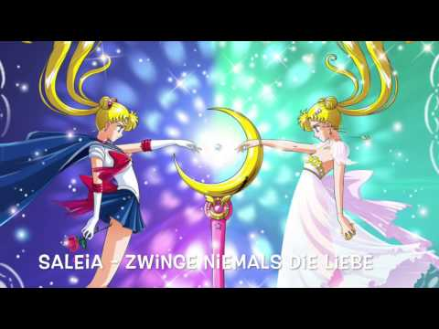 sailor moon liebe