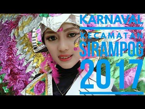 Karnaval Kecamatan Sirampog 2017
