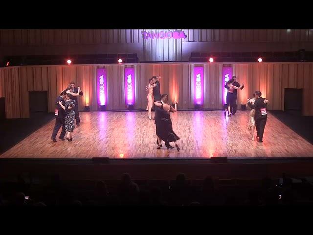 Mundial de tango 2021, un tango de 8ª ronda SEMIFINAL PISTA