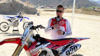 While Honda's 2014 CRF450R is an incredible motorcycle, it has a co...