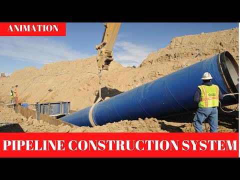 PIPELINE CONSTRUCTION SYSTEM   Piping Analysis
