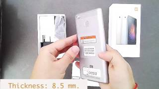AliExpress - XiaoMi Redmi 3S Unboxing
