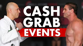 10 Biggest Cash Grab Events in MMA History