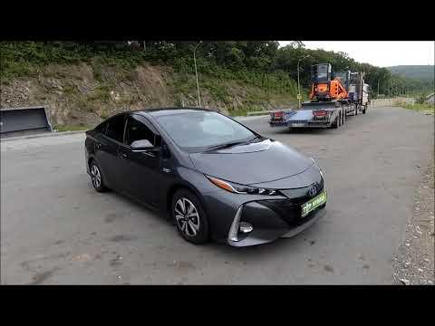 Toyota Prius PHEV 2018
