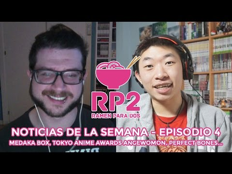 LAS NOTICIAS DE LA SEMANA #4 | Medaka Box, Angewomon, Perfect Bones...