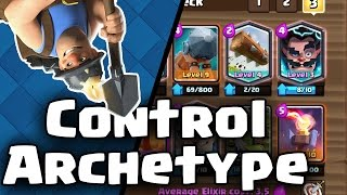 Clash Royale | How To Control | Archetype Series