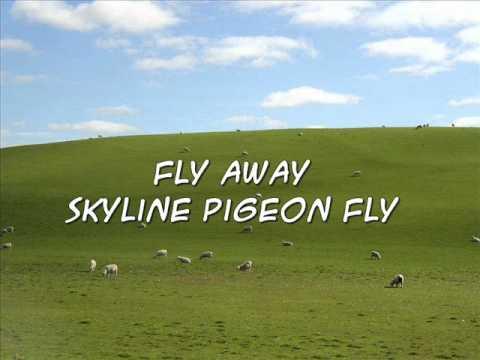 Elthon John - Skyline Pigeon (Lyrics Onscreen)