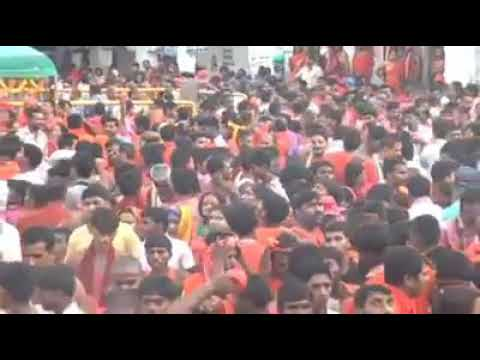 Deogher Baba Dam Video