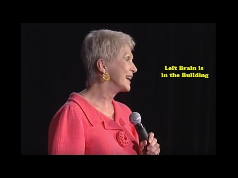 Jeanne Robertson | Left Brain is in the Building