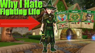 Wizard101 Level 120 Life Gear