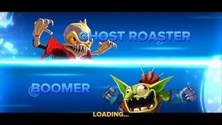 GHOST ROASTER VS BOOMER