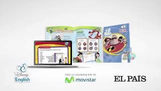 Colección Disney English con El País