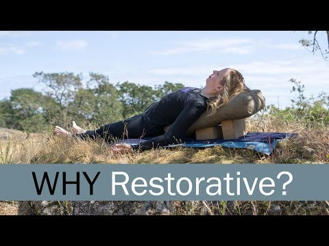 The Untold Secret of Why we Practice Restorative Yoga in Less than 5 minutes
