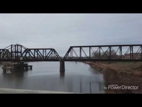 Ouachita River RR Bridge