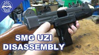 Gunsmithing The Uzi: UZI Disassebly