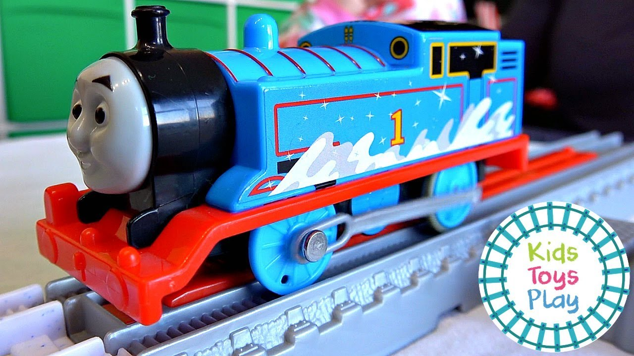 Thomas the Train Worlds Strongest Engine Mystery wheel