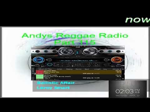 Andys Reggae Radio-Part 115
