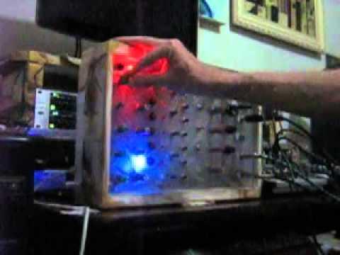 Sintetizador modular analógico digital ( Projeto parte 1) Arquitetura aberta Arduino